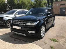 Range Rover Sport Supercharged #3